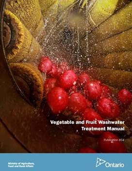 Vegetable and Fruit Washwater Treatment Manual