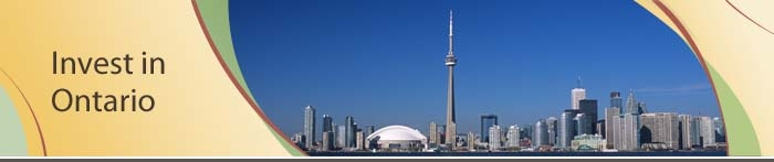 Invest in Ontario - Toronto, CN Tower
